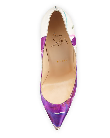 louboutin pumps Multicolore