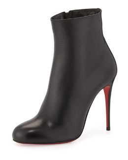 Christian Louboutin Fifi Booty Red Sole Bootie