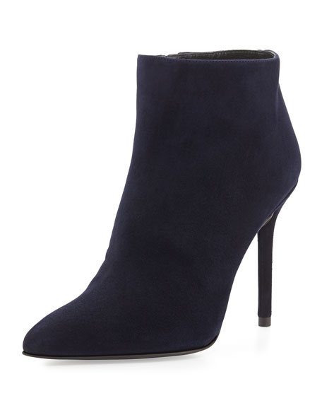 Hitimes Suede Bootie, Nice Blue