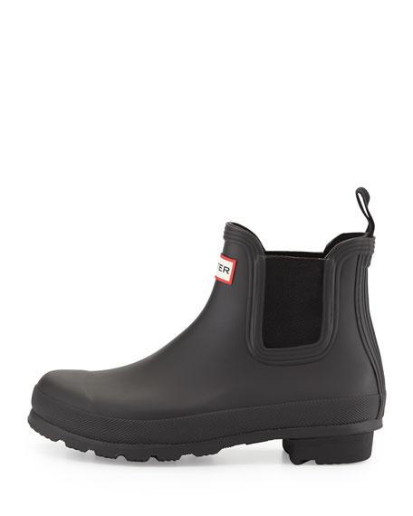 Original Chelsea Rubber Boot, Black