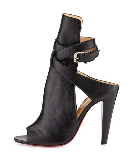 Hippik Napa Red Sole Sandal