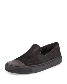Vince Neda Cap-Toe Slip-On