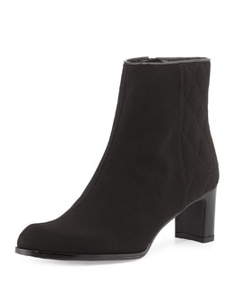 Stuart Weitzman Backer Waterproof Ankle Boot