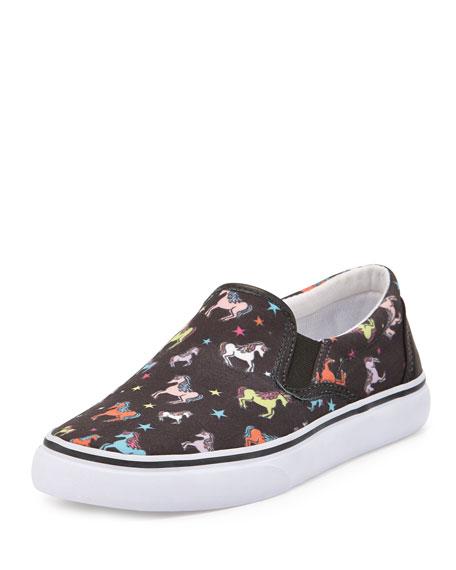 Adele Unicorn Skate Shoe