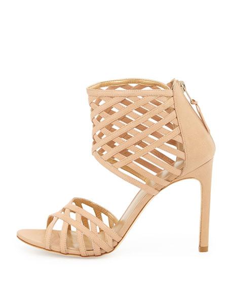 Cajun Strappy Woven Sandal