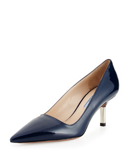 Patent Metal-Heel Pump, Royal