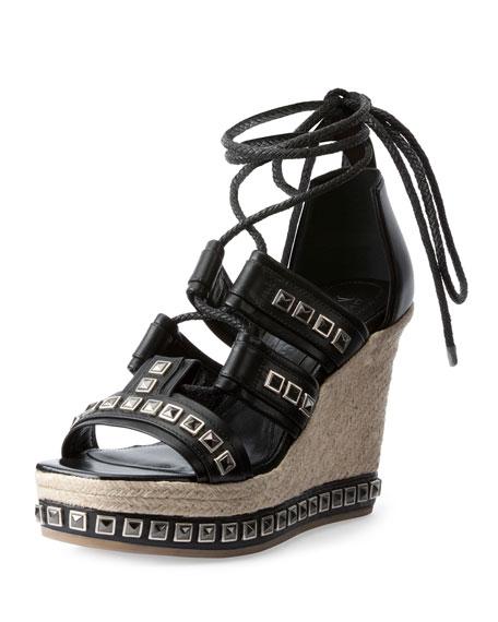 buckled sandals - Black Alexander McQueen K00ZgIHw