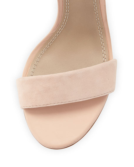 Classic Ankle Strap Sandal, New Nude