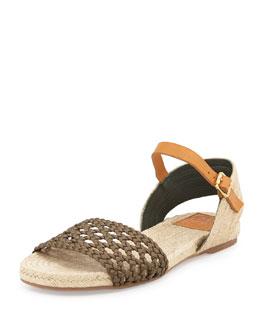 Solemar Flat Espadrille Sandal