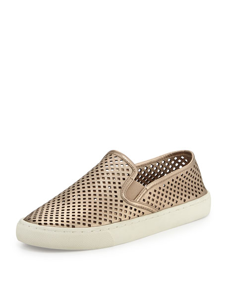 Tory Burch Jesse Perforated Slip-On