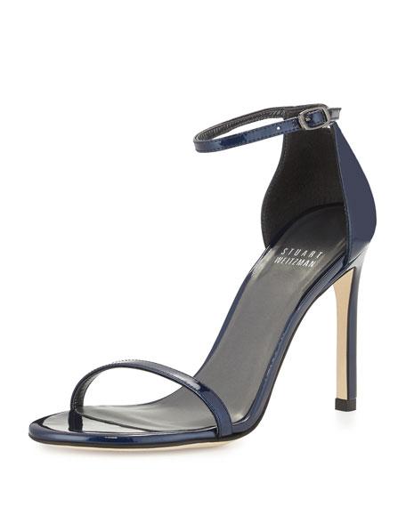 4b95d78d158f Stuart Weitzman Nudistsong Patent Leather Sandal