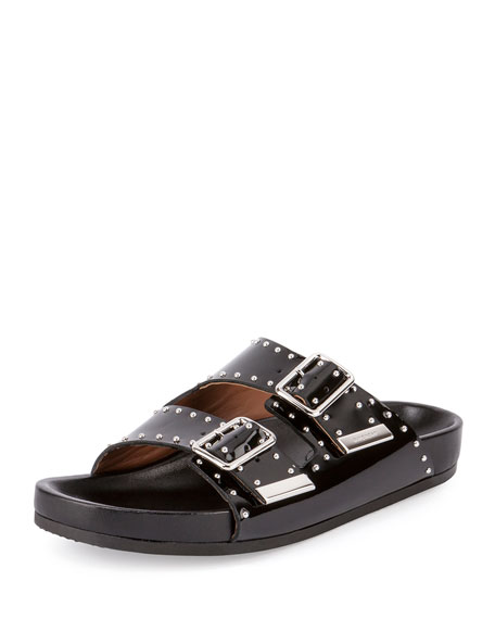 prices cheap price Givenchy Leather Studded Sandals cheap hot sale cheap sale hot sale discount cheap online deals online z87b8