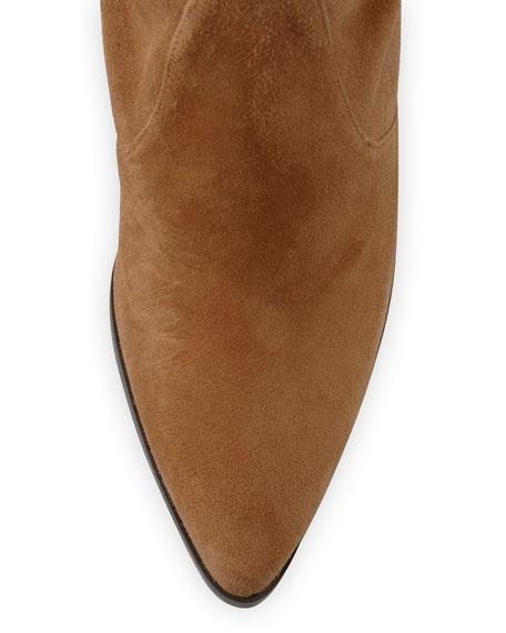 Highstreet Suede Over-the-Knee Boot