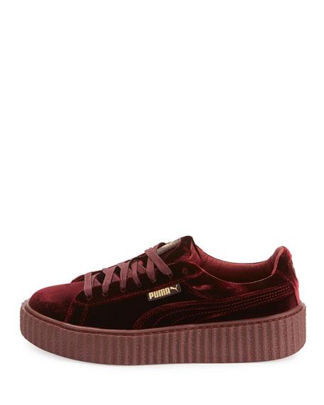 Velvet Creeper Sneaker