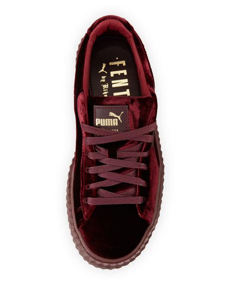 sale retailer 26513 1fd75 Velvet Creeper Sneaker