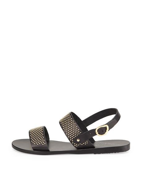 Dinami Studded Two-Band Sandal