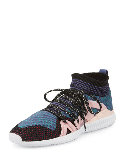 db2d76b3d46cf adidas by Stella McCartney CrazyMove Bounce Trainer