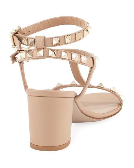 Rockstud T-Strap 60mm Sandal