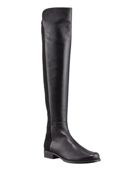 stuart weitzman 50/50 over-the-knee boot