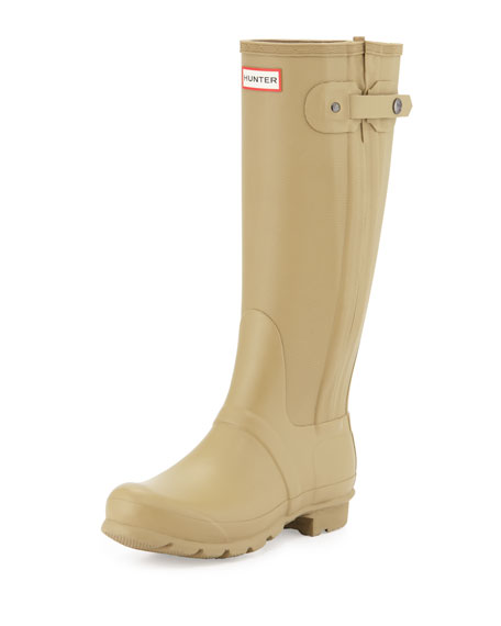 Original Slim Textured Welly Boot