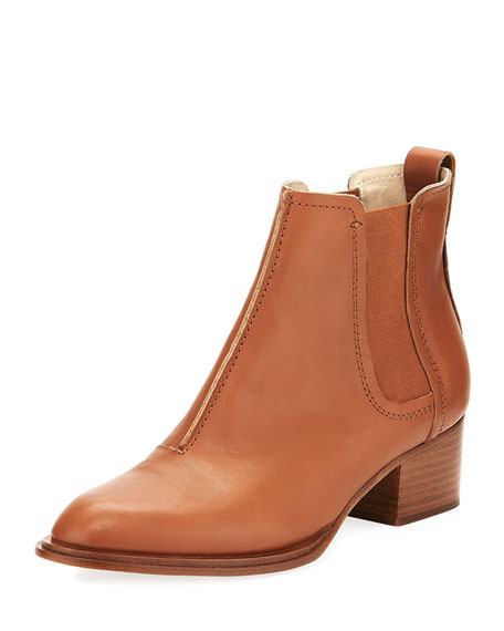 24c14c3e7e Rag & Bone Walker II Leather Chelsea Boots, Tan
