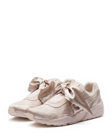 Fenty Puma by Rihanna Trinomic Bandana Satin Sneaker,