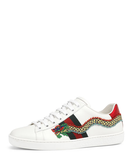 Gucci New Ace Dragon Sneaker ae9362389