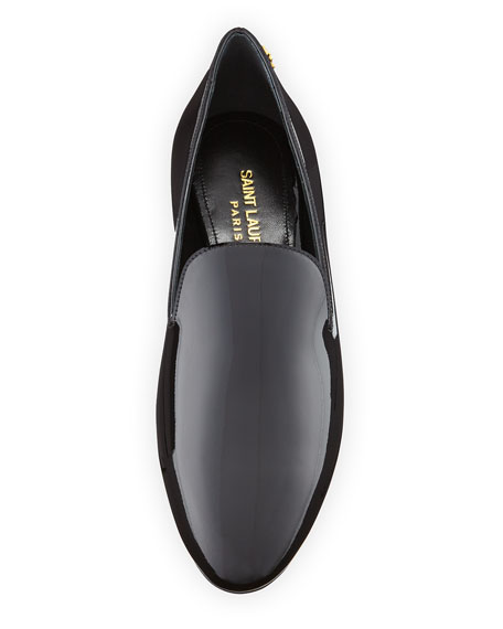 Patent Leather Loafer