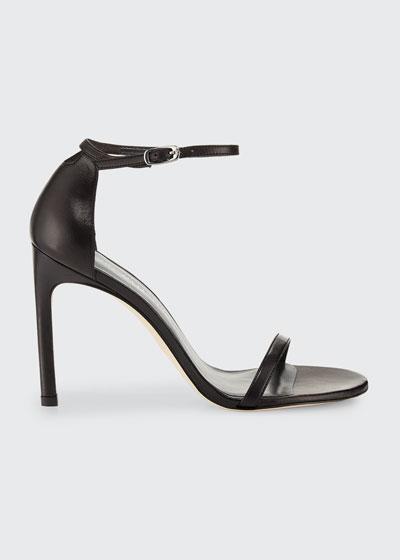 Nudistsong 90mm Minimalist Leather Sandals