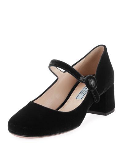 Prada Women S Shoes Creepers Amp Slide Sandals At Bergdorf