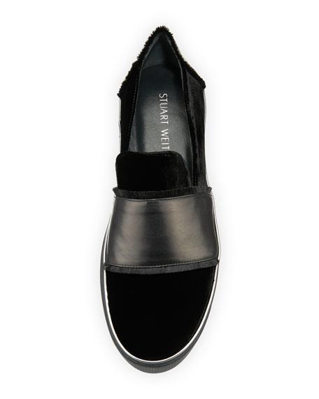 Boychik Skate Sneaker, Black