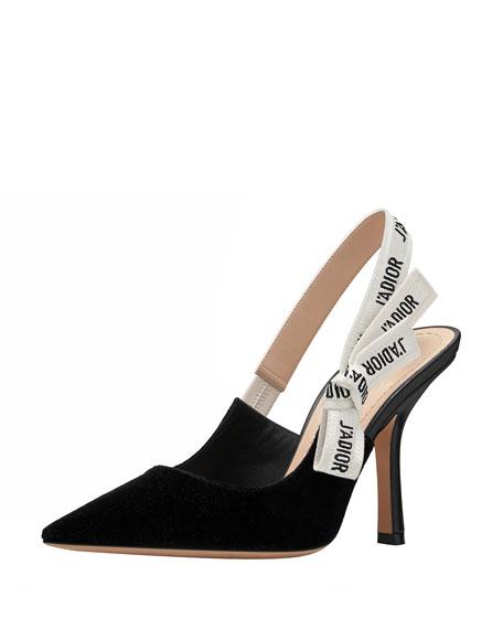 Clearance Browse Cheap Visit Dior Velvet Heels Cheap Sale Recommend Discount Authentic myDcNvUY