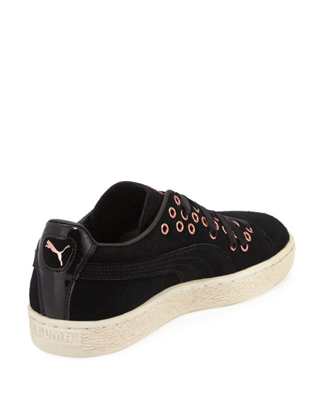 Puma Suede XL Lace-Up Sneakers WdMJqkwQyR