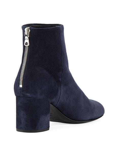 Drea Corduroy Ankle Boot