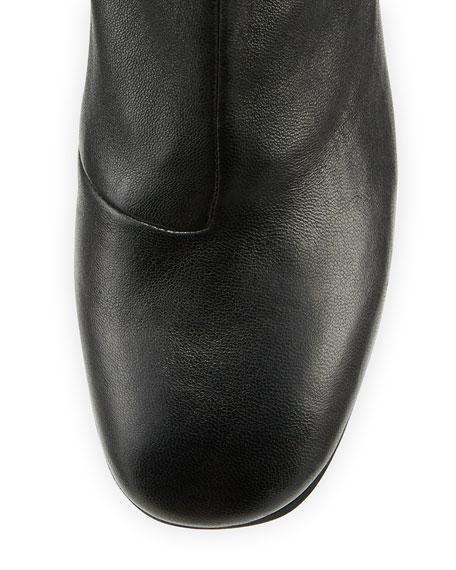 Carmen Leather Platform Boot