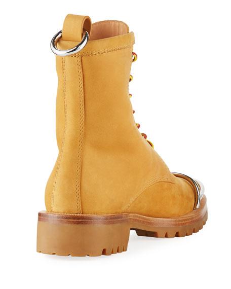 Lyndon Lace-Up Nubuck Hiker Boot