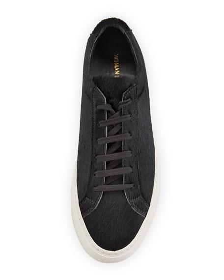 Original Achilles Men's Calf Hair Low-Top Sneaker