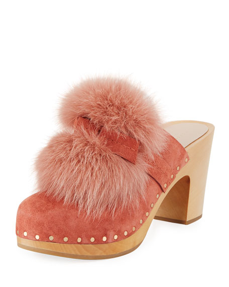 PHILLIPS PLATFORM FUR CLOG MULES