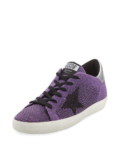 Golden Goose Star Knit Low-Top Sneaker