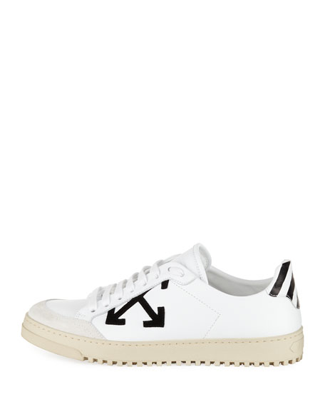 Lace-Up Low-Top Sneaker