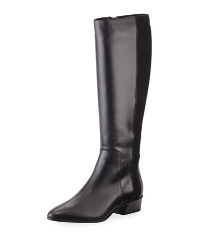 Federica Stretch-Back Tall Boot