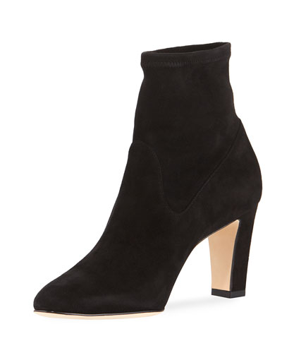 Pascalow Suede 70mm Boot