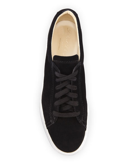 Pasketn Suede Platform Sneaker