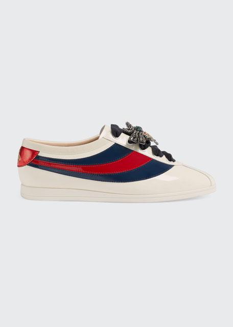 Falacer Patent Sneaker