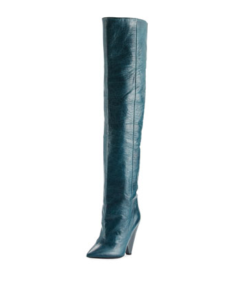 The Slouch Boot