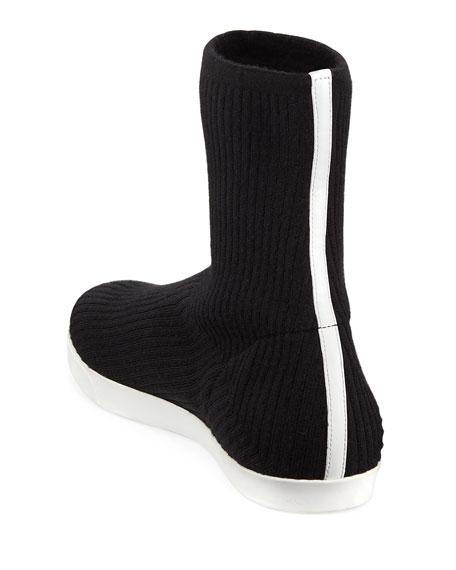 Dean Knit Cashmere Sock Bootie