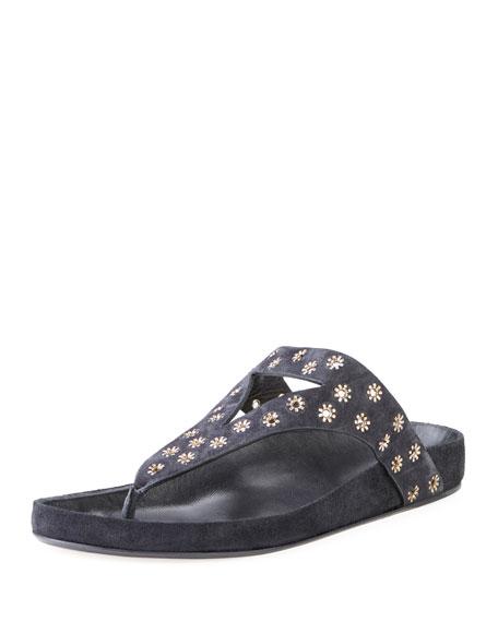 Elbry suede sandals Isabel Marant QfIQFBmBr