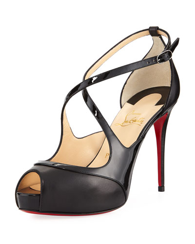 Mirabella 100mm Red Sole Pump