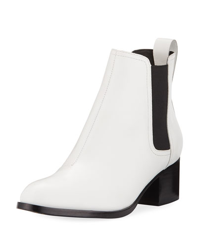 Walker Block-Heel Chelsea Boot