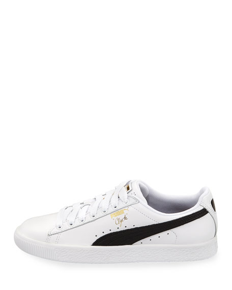Clyde Core Lace-Up Sneaker